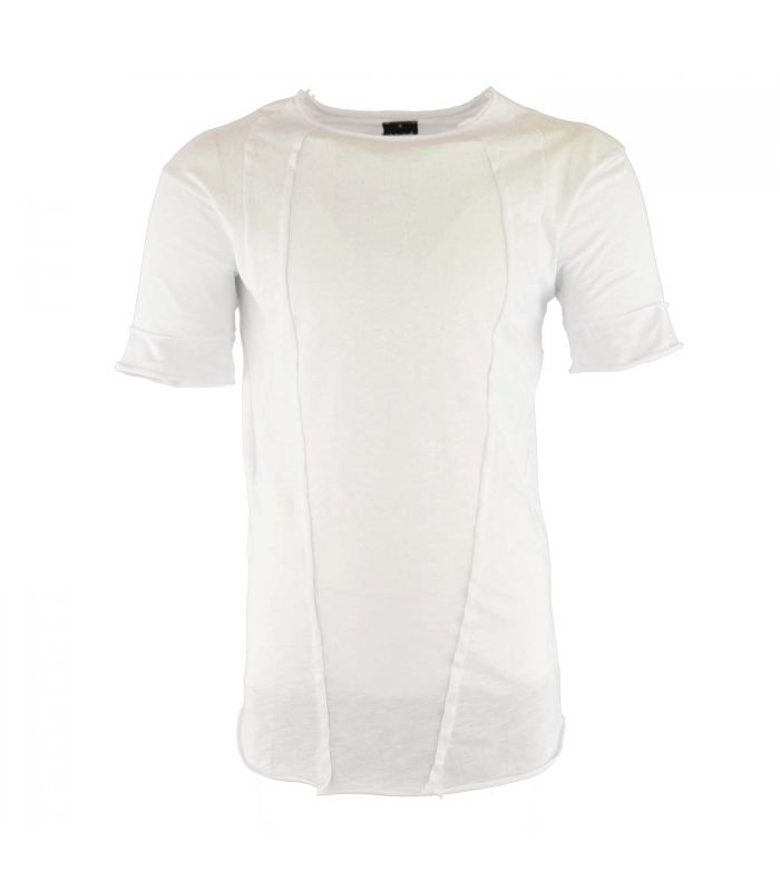 IKAO - T-shirt long loose fit alto wit