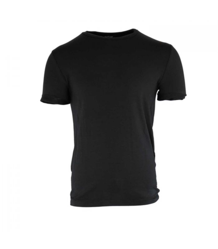 Uniplay - T-shirt tricot basic zwart